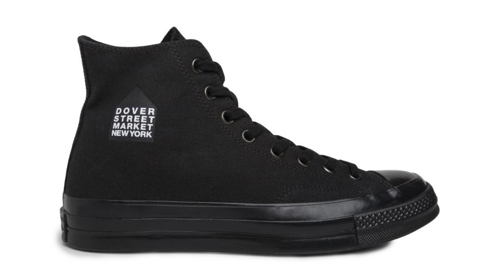 0573de3081b0a Dover Street Market Blacks Out on the Converse Chuck Taylor All Star ...