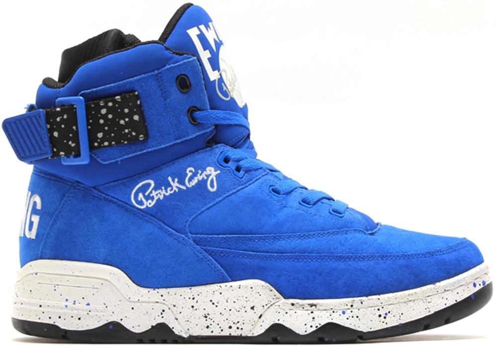 Ewing Athletics Ewing 33 Hi Blue/Black-White