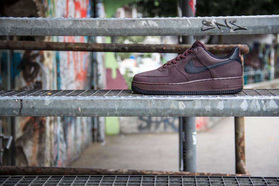 nike air force 1 low madeira black