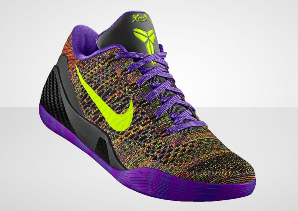 NIKEiD Kobe 9 Elite Low (4)