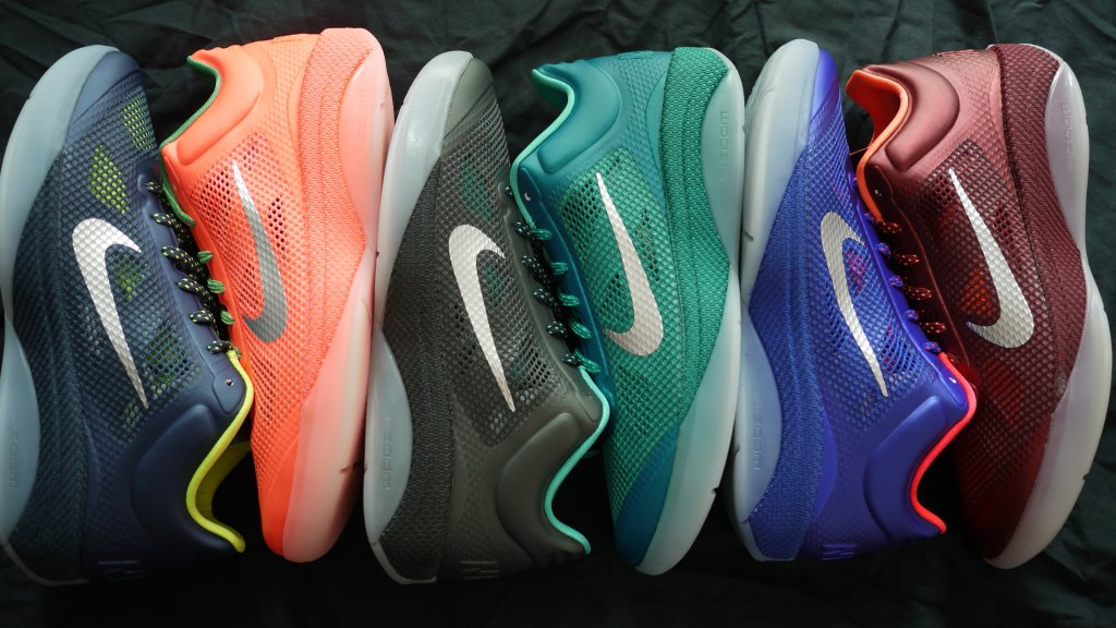 great deals pretty cool the best attitude Nike Zoom Hyperfuse Low - EYBL - More Colorways   Sole Collector