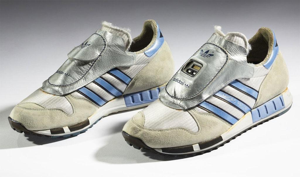 adidas Micropacer (1984) via BATA Shoe Museum