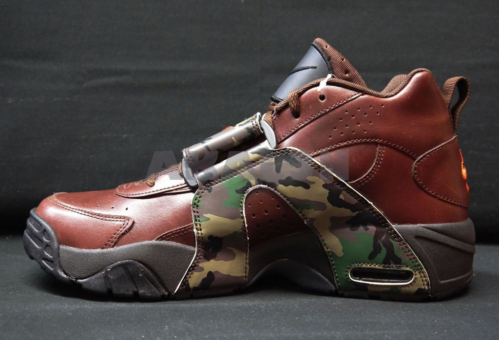 Nike Air Veer - 'Leather Camo' Sample (4)