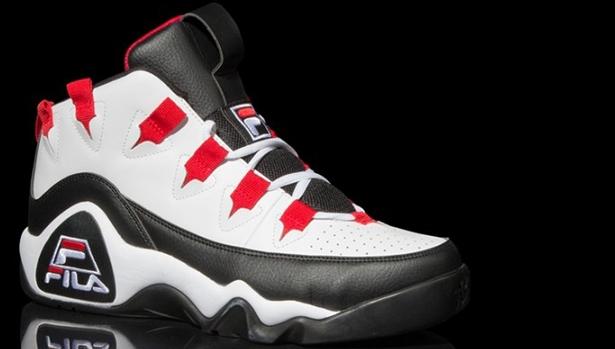 Fila 95 White/Black-Fila Red