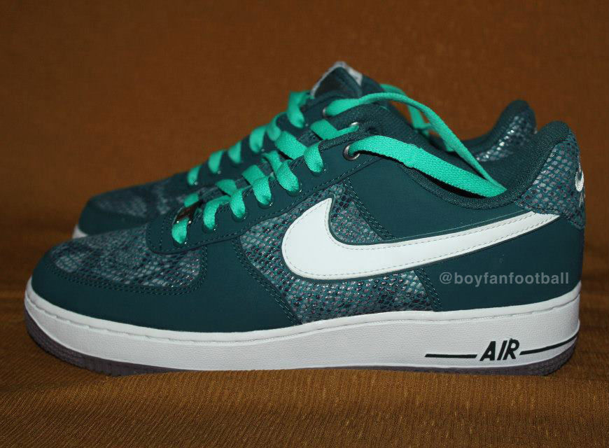 Nike Air Force 1 Low Green Snake