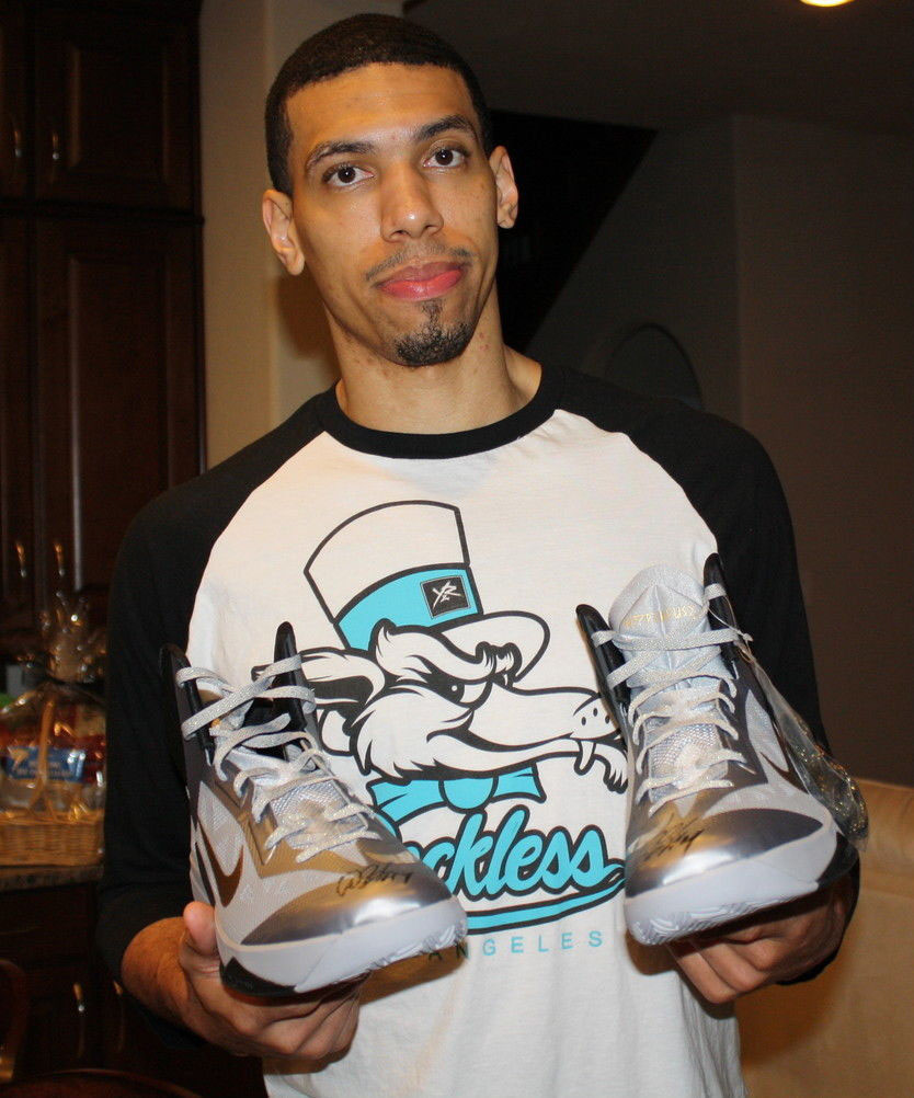 Danny Green's Nike Hyperfuse 2013 Away PE (1)