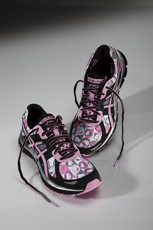 d82fd36e9 Sanrio x ASICS Run with Hello Kitty Running Collection - Holiday 2011
