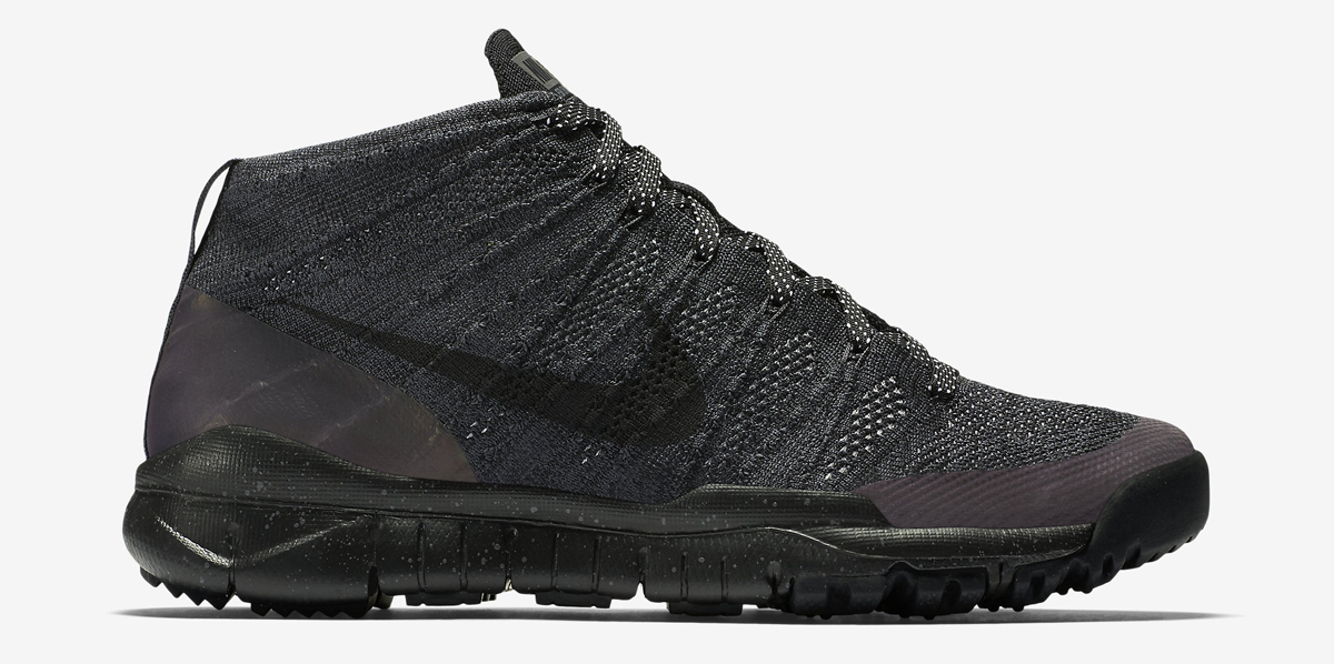7bcdcbe8cbc0 Nike Flyknit Chukka FSB Release Date  11 05 15. Color   Black Black-Anthracite Style    805092-001. Price   200