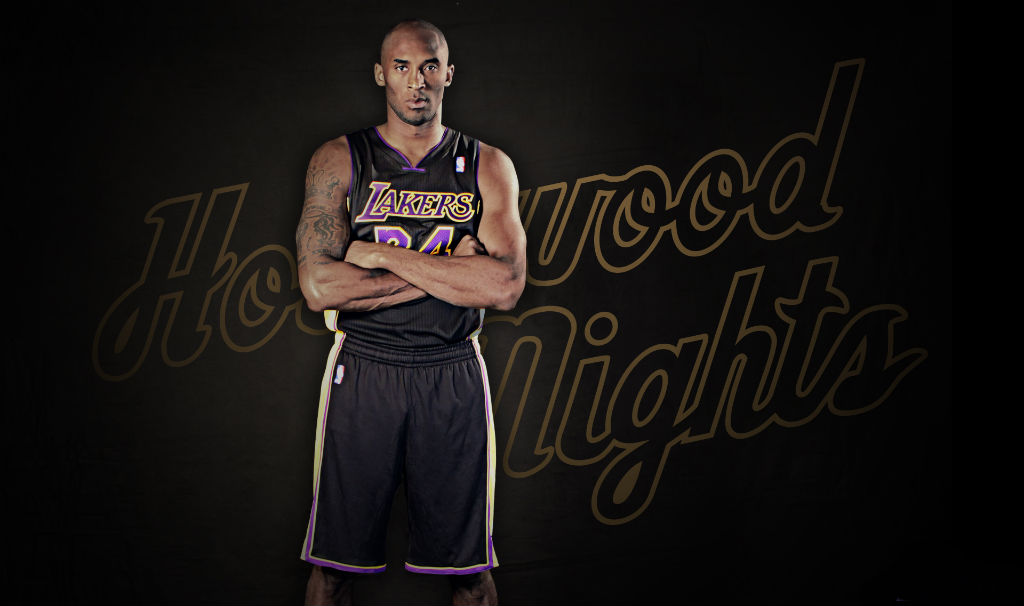 Los Angeles Lakers Unveil Hollywood Nights Black Alternate Uniforms (11)