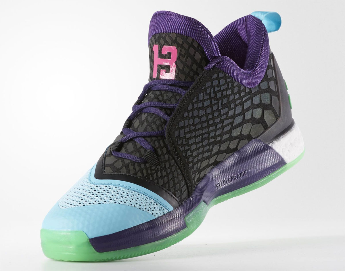 Adidas Adds Xeno to James Harden's All-Star Sneakers ...