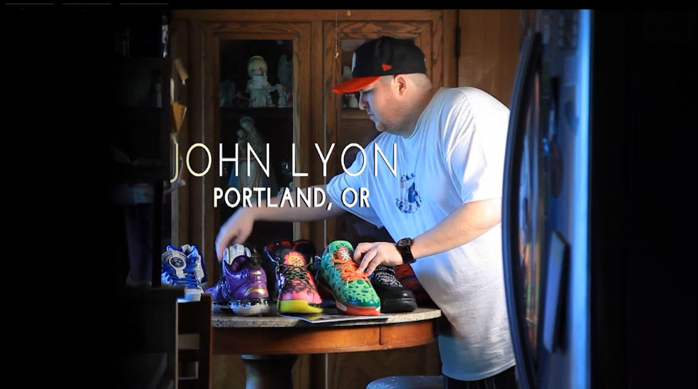 NICHE Episode 2: John Lyon's Li-Ning & Way of Wade Collection