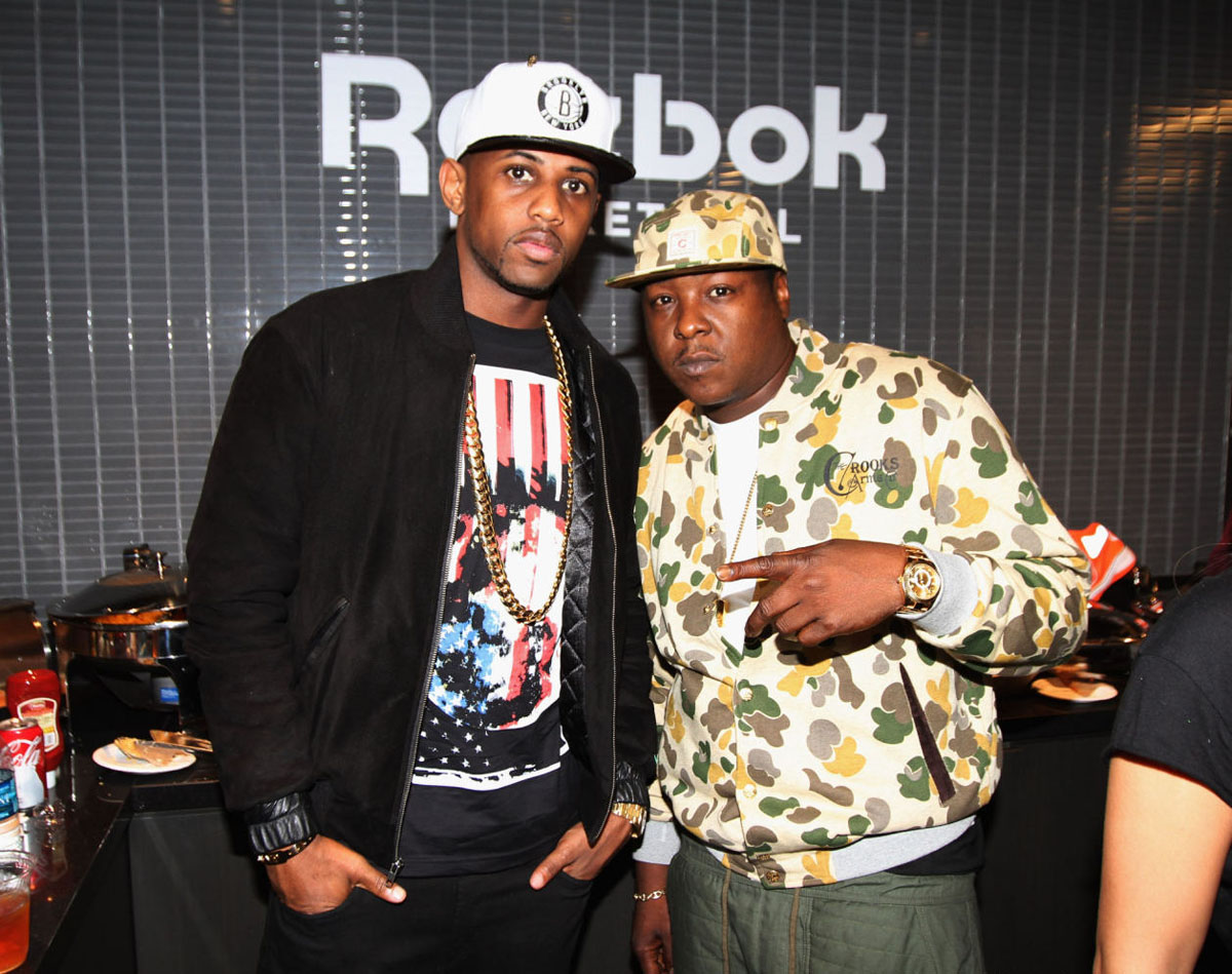 Reebok Q96 Launch Event featuring Allen Iverson // Photos (17)