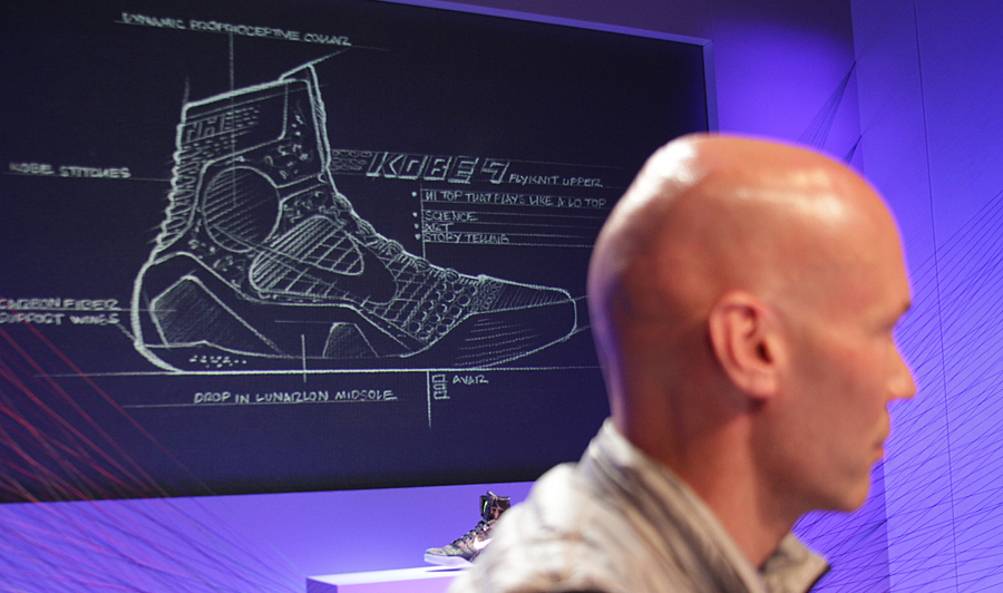Eric Avar Details The Nike Kobe 9