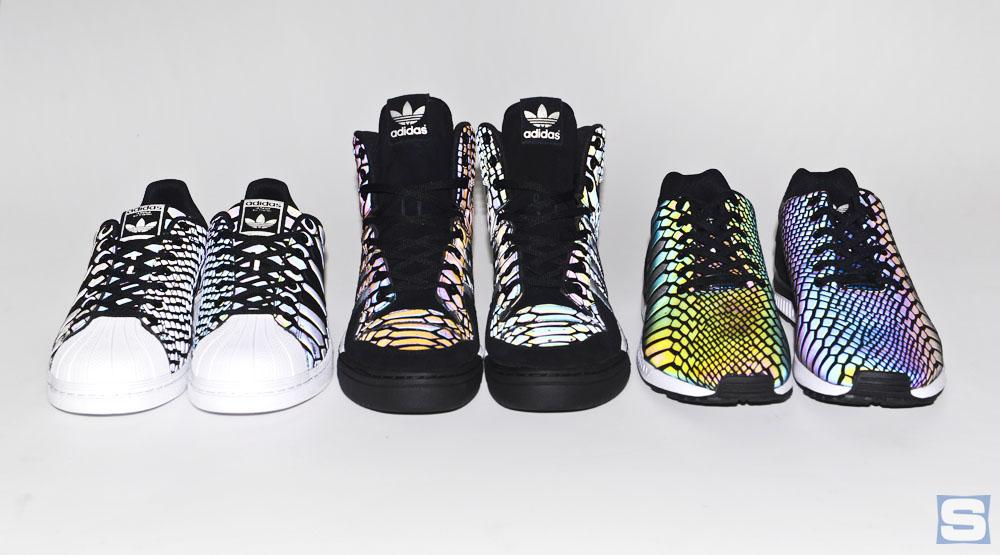 premium selection 32ba8 00a8e How adidas Originals Is Lighting Up NBA All-Star Weekend