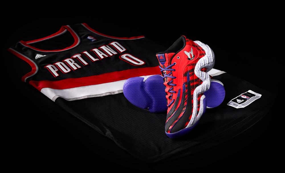 adidas Real Deal Damian Lillard Rookie of the Year G98616 (1)