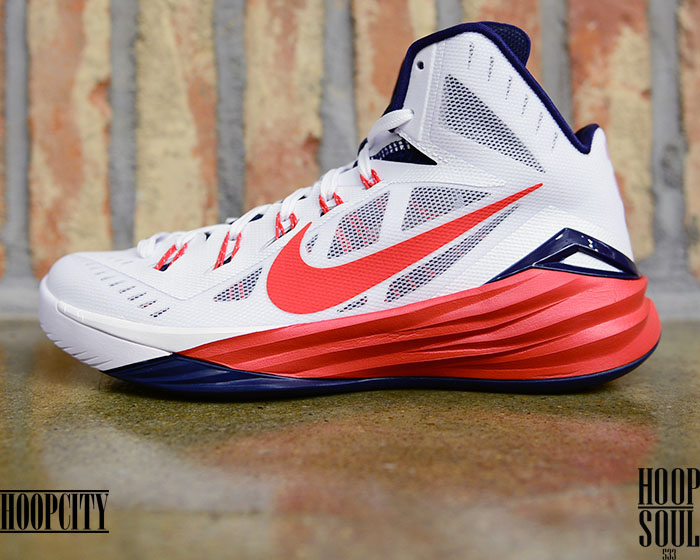 Nike Hyperdunk 2014 'USA' | Sole Collector