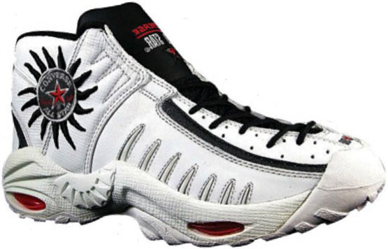 The 10 Best Chicago Bulls Sneakers That Aren't Air Jordans: Converse All Star Rodman (1)