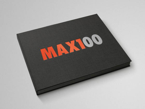 MAX100: The Book Project
