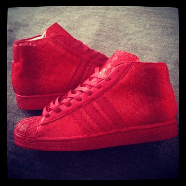 Big Sean wearing adidas Originals Pro Model Detroit Players (3)