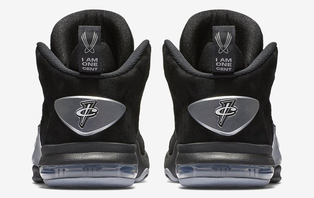 d336cb8156dbc Nike Zoom Penny 6 Black Silver 749629-002 (6)