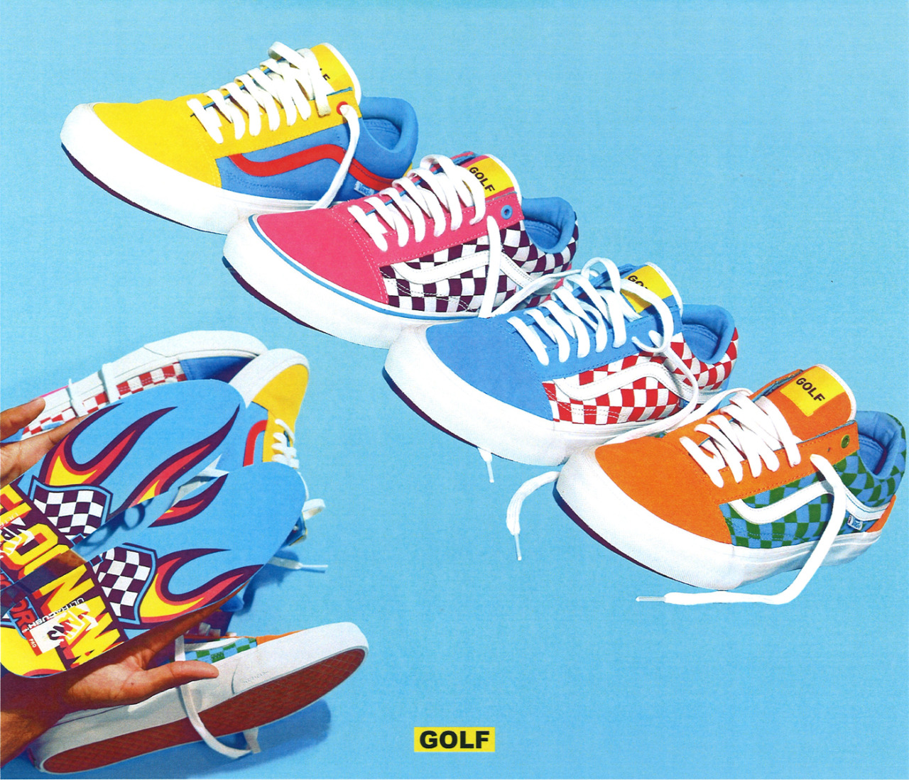130be8dda2ca Golf Wang Vans