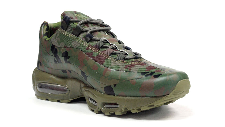 Nike Air Max 95 SP Japan Country Camo medial