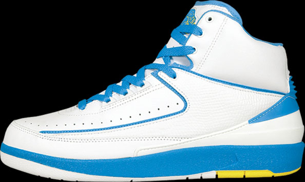 Carmelo Anthony wearing Air Jordan 2 Melo (2)