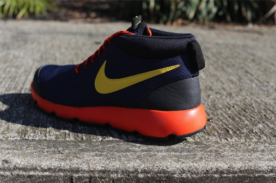 nike air max 5 moto - Nike Roshe Run Trail - Obsidian / Vivid Sulfur / Team Orange ...