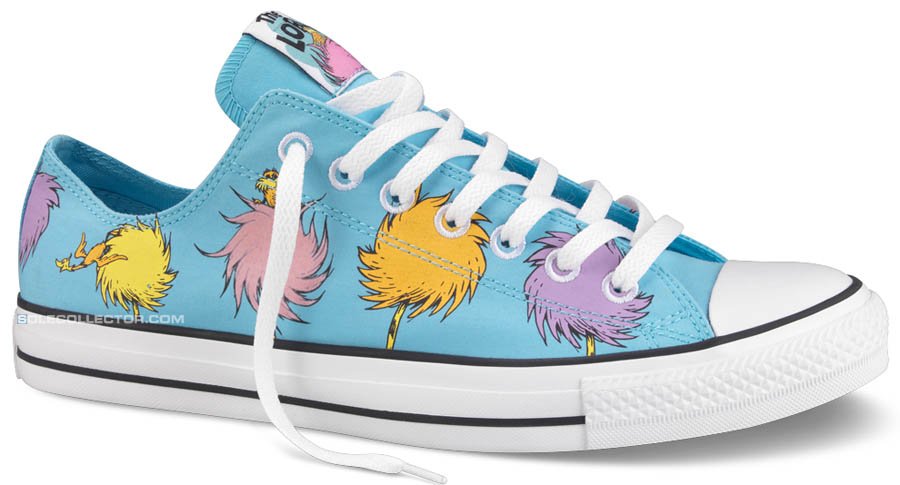 Dr. Seuss x Converse Chuck Taylor All Star - The Lorax Collection (3)