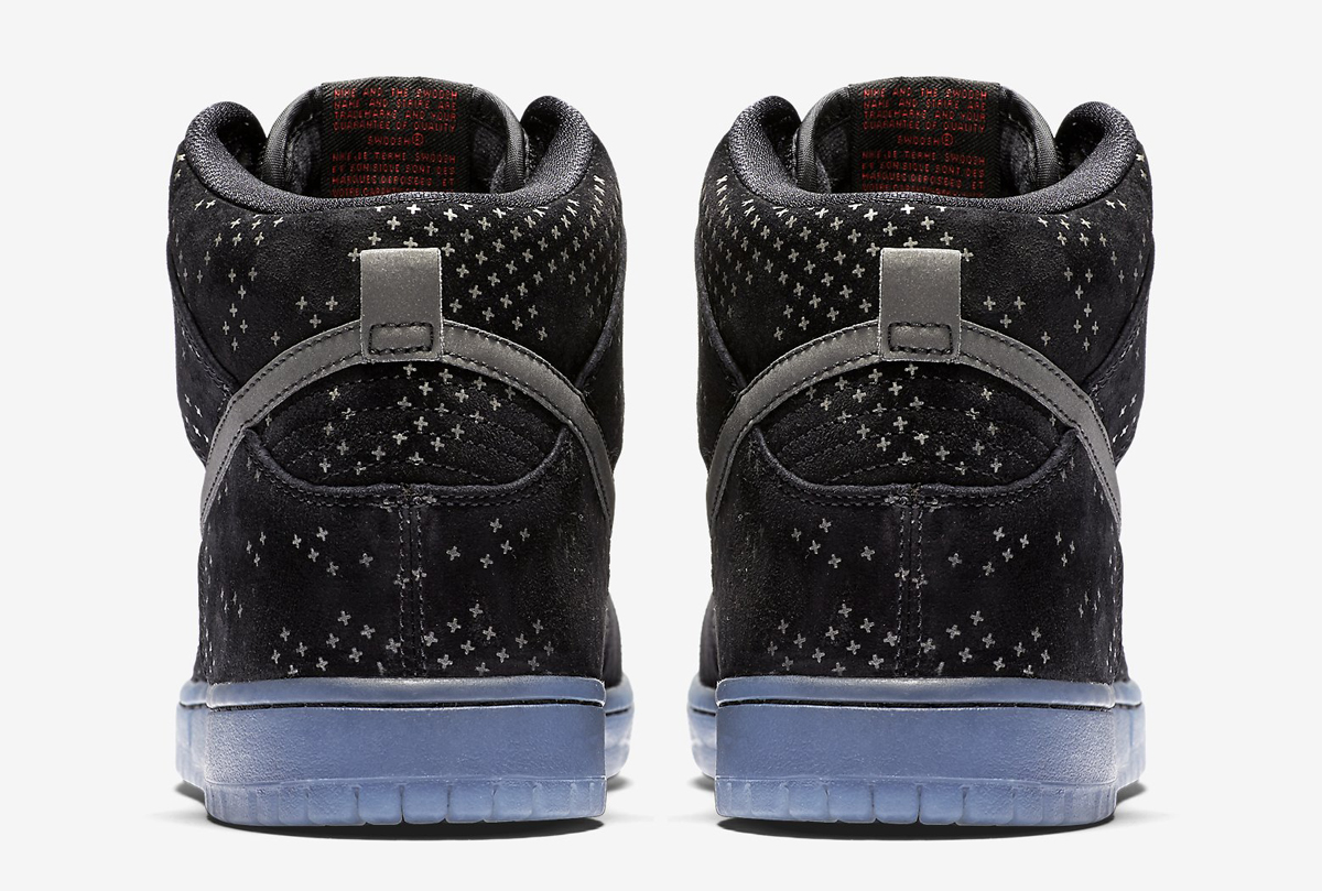 Supervivencia Despedida Goma  Nike SB Made These Dunks for Skateboarding at Night | Sole Collector