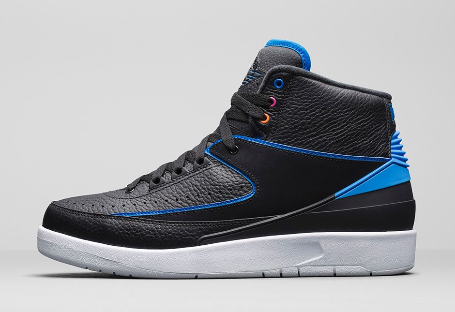 Air Jordan 2 Radio Raheem 834274-014 (2)