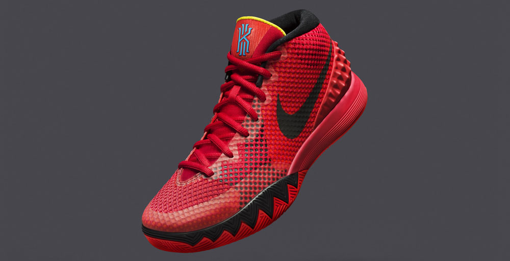 finest selection df8b7 f4d50 Kicksology: Nike Kyrie 1 Performance Review | Sole Collector