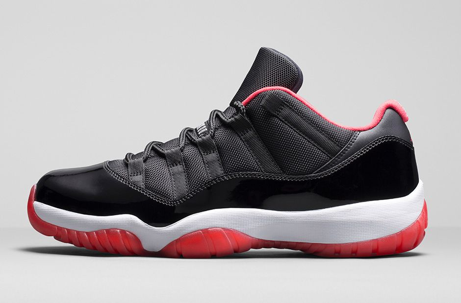 4deb8805c0f3c9 How to Buy the  Bred  Air Jordan 11 Low on Nikestore
