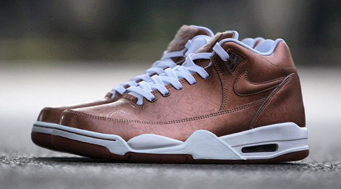 Nike Air Flight Squads Are Getting Fancy  4ce247111