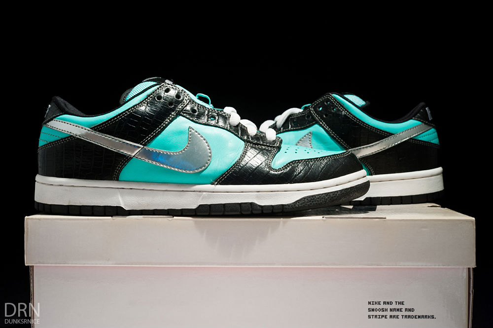 Spotlight // Pickups of the Week 7.7.13 - Nike Dunk Low SB Tiffany by dunksrnice