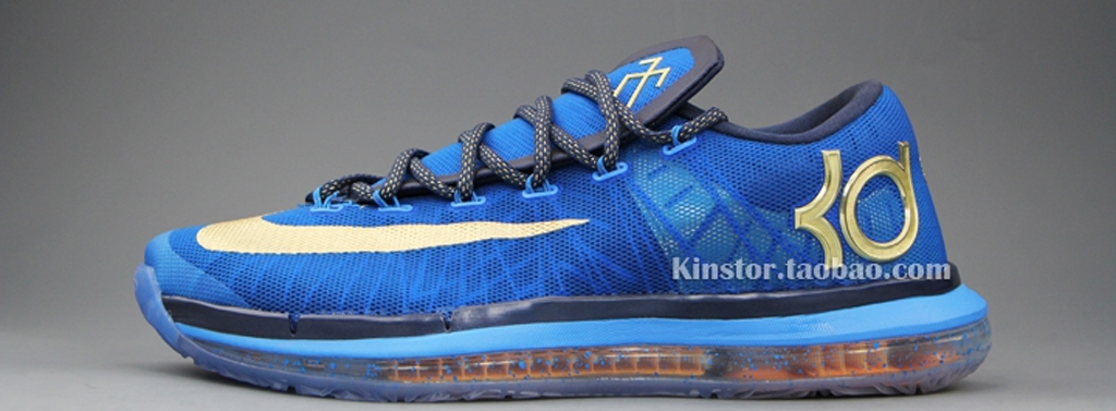 huge selection of 09dd8 d0915 Release Date  Nike KD VI Elite Premium  Supremacy