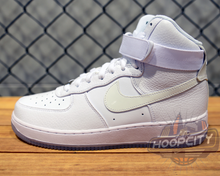 promo code 388f9 bff01 Nike Air Force 1 High CMFT - White Ice. A timeless summer classic ...