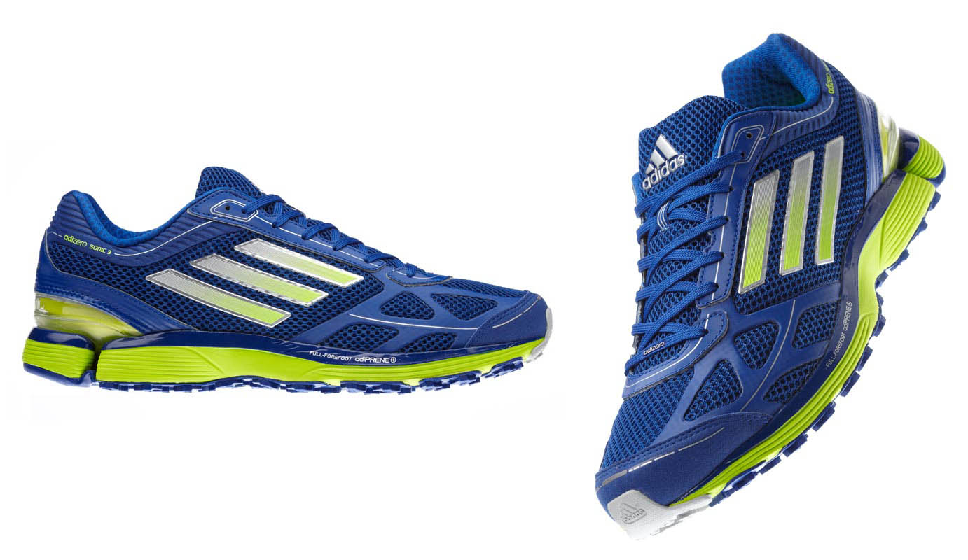 adidas Launches adiZero Sonic 3 Royal Electricity