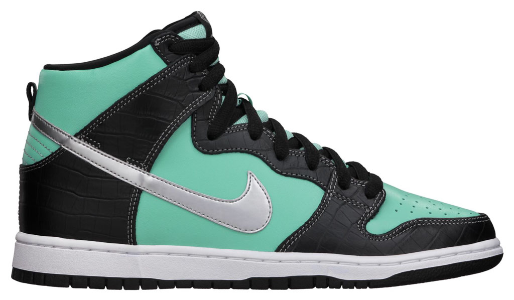 Best Retros of 2014: Nike SB Dunk High Tiffany