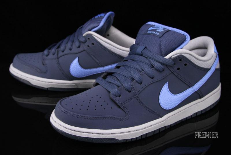 blue nike sb