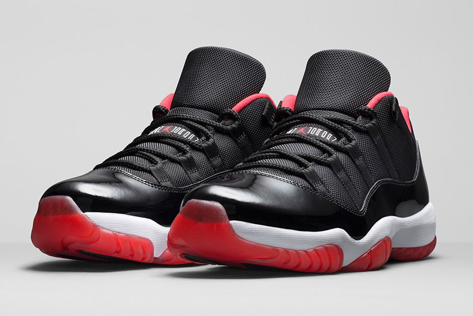 How to Buy the  Bred  Air Jordan 11 Low on Nikestore  e539b7f96