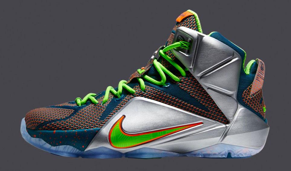 san francisco 29b89 a0b55 Nike LeBron XII 12 Trillion Dollar Man Release Date
