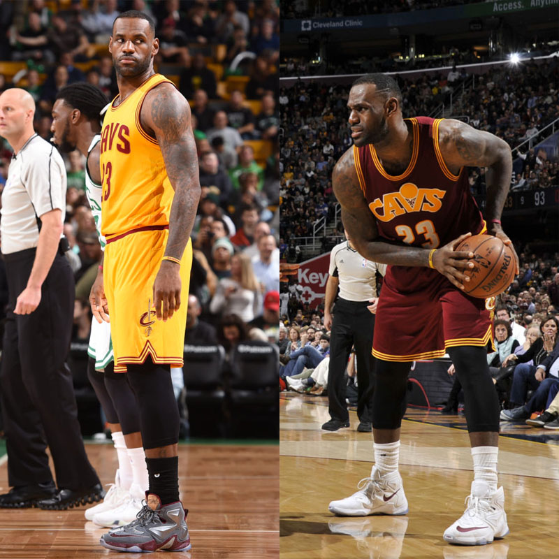 #SoleWatch NBA Power Ranking for December 20: LeBron James