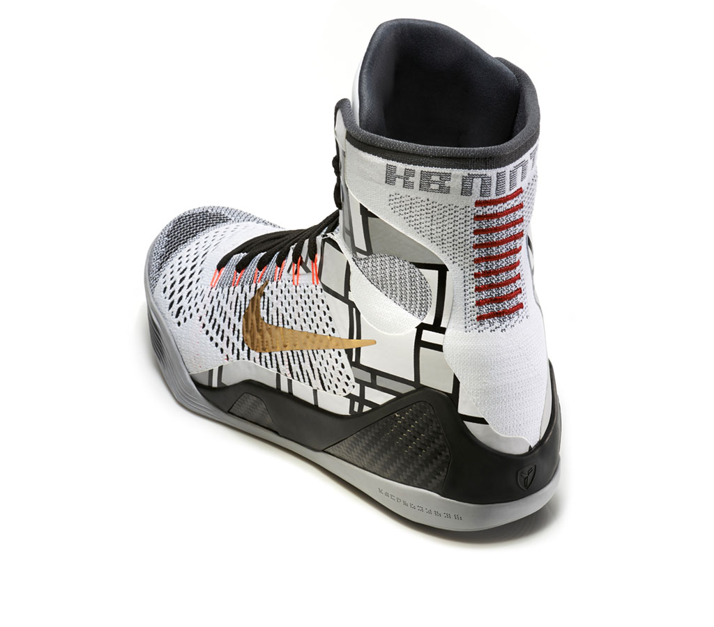 Nike Kobe IX 9 Elite Series Gold (4)