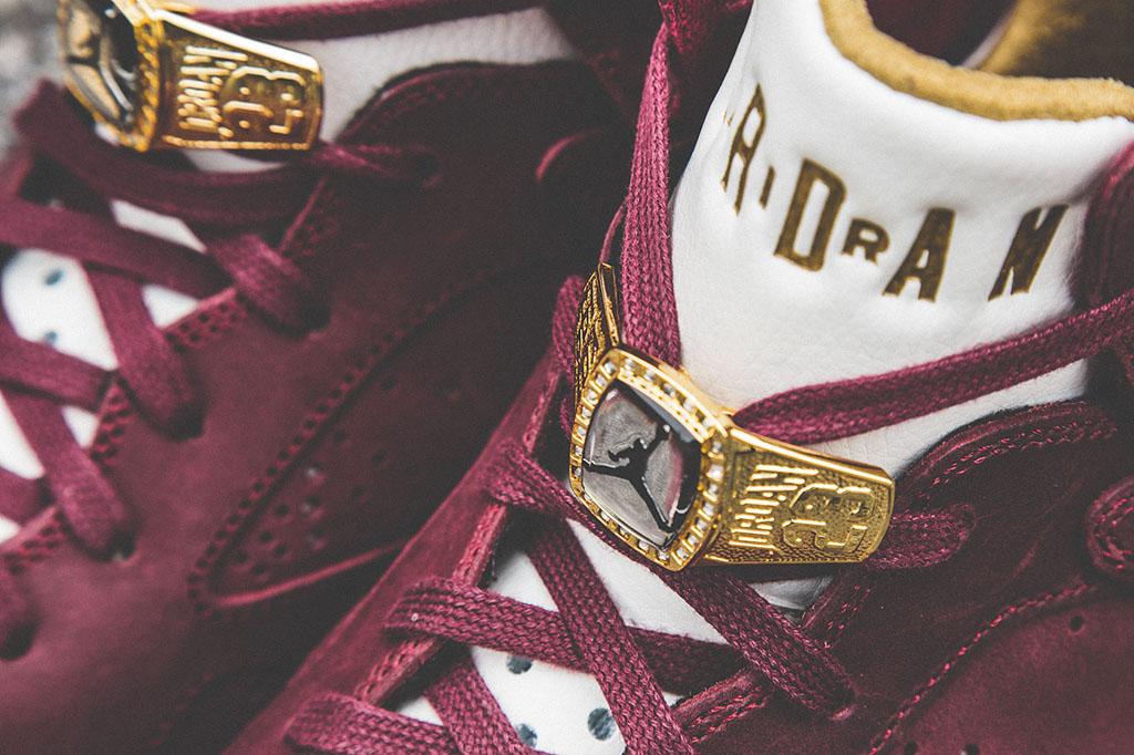 bff2d2d5837 Another Look at the Air Jordan 7 'Cigar & Champagne' Pack | Sole ...