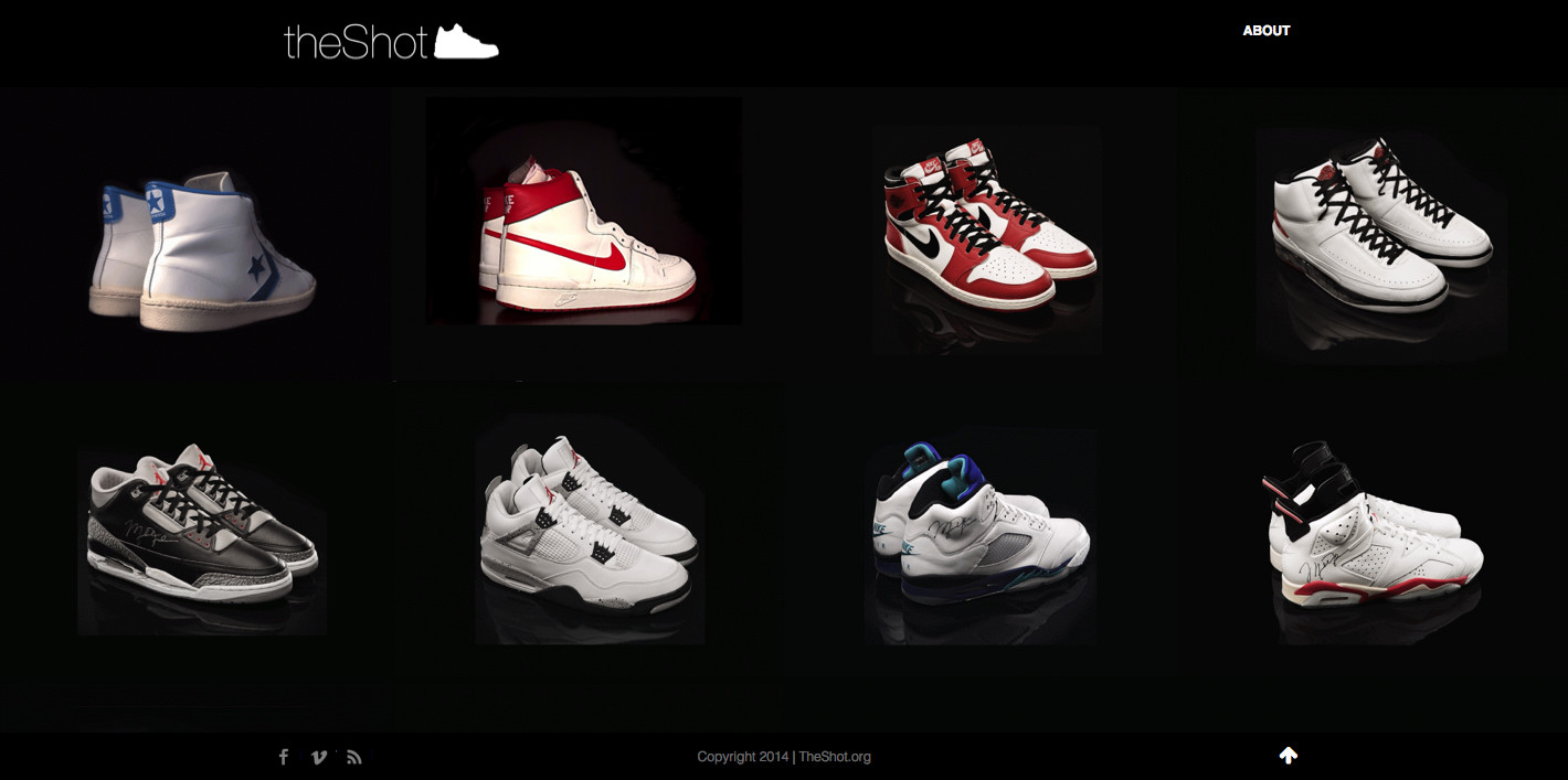 1385ad3d9b7d Get lost in Air Jordan history by visiting TheShot.org right now.
