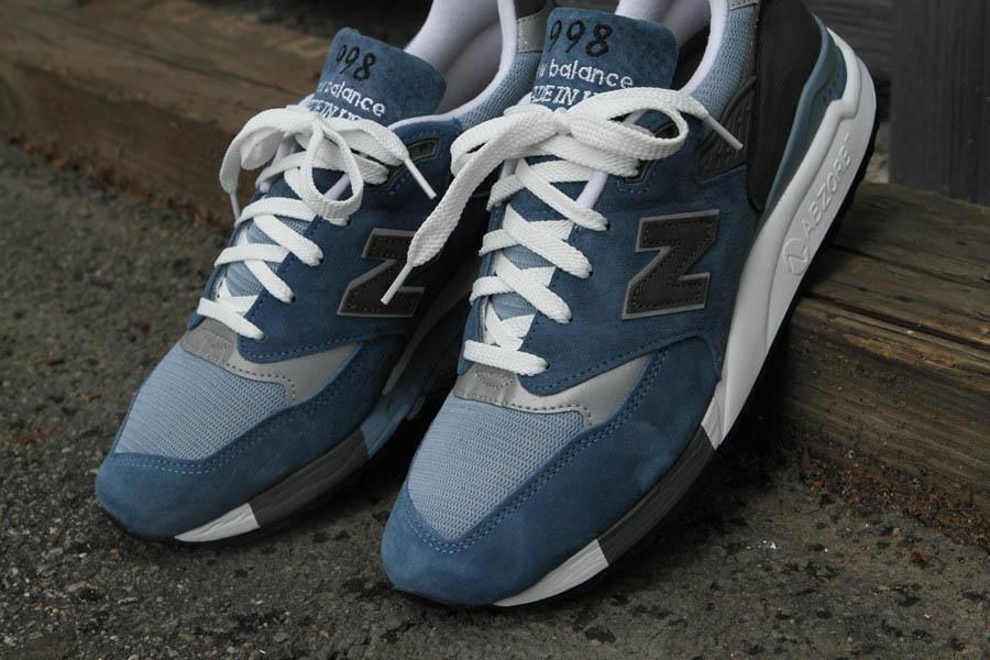new balance 998 denim blue