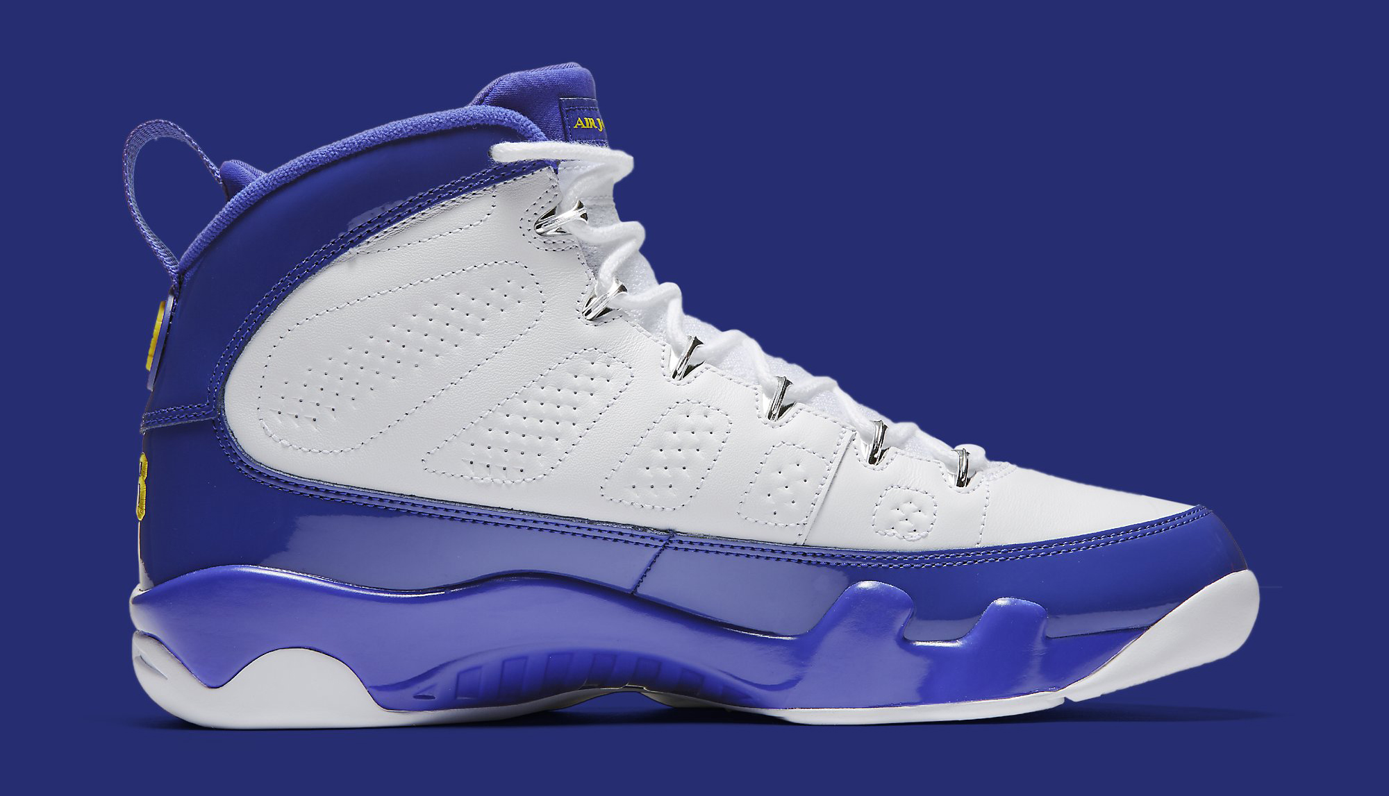 29fb762a8874 Image via Nike Kobe Air Jordan 9 302370-121 Medial