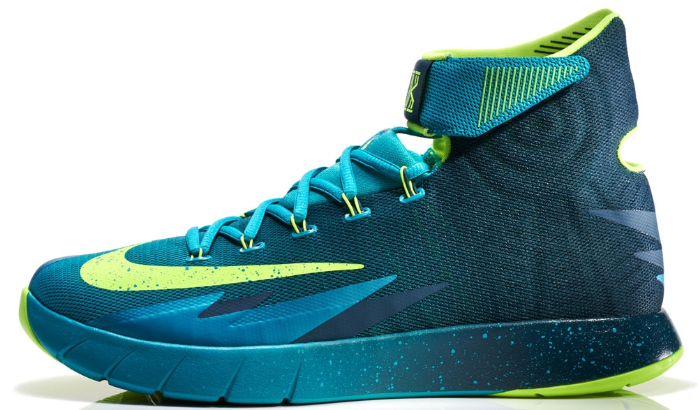 Nike Zoom HyperRev Turbo Green/Volt Ice-Nightshade