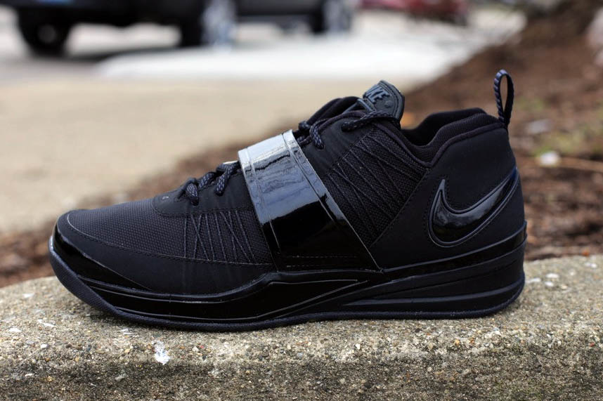 401e9be5cb9 The  Black Black-Anthracite  Zoom Revis is arriving at select Nike Training  retailers now